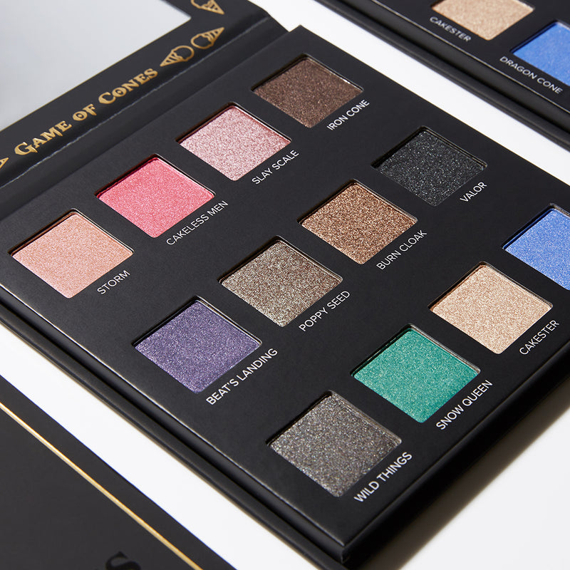 Game of Cones Eyeshadow Palette