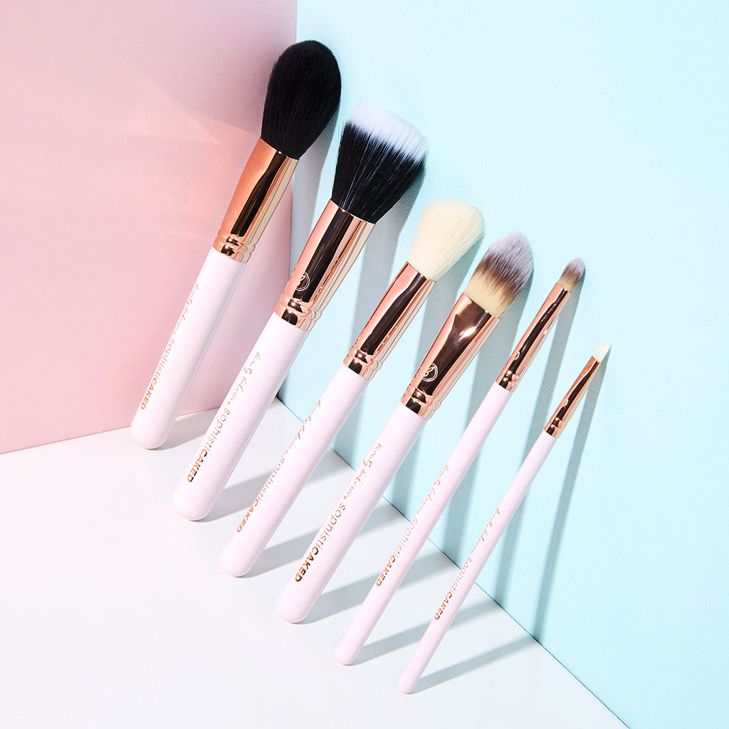 SophistiCAKED Brush Collection