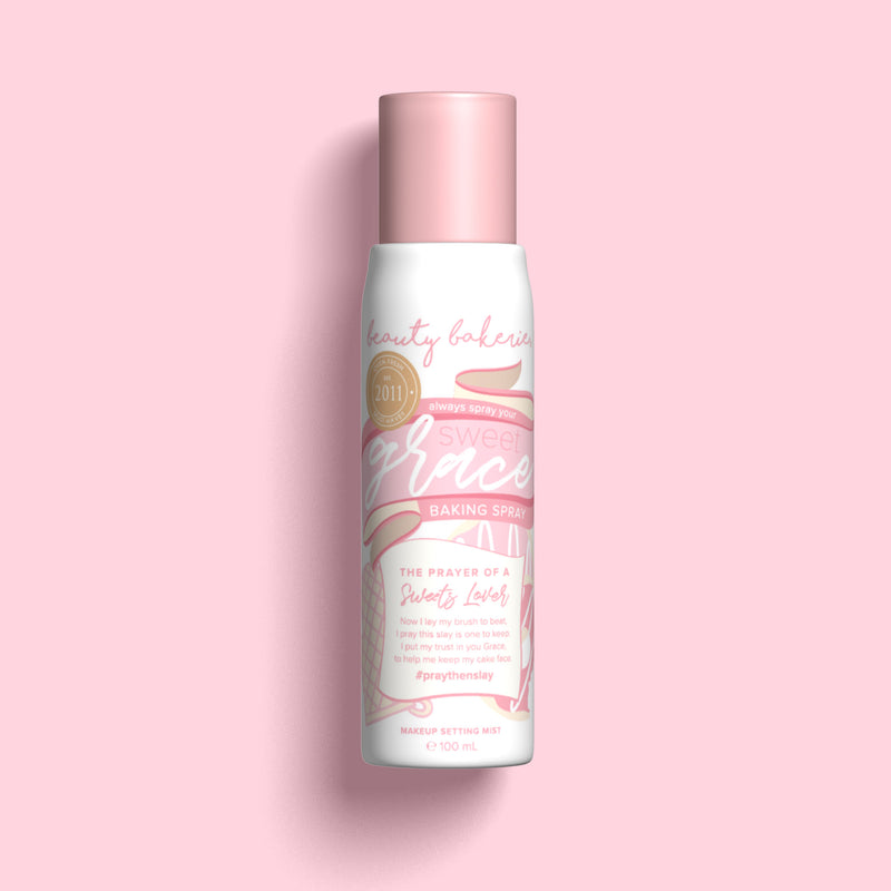 Spray Your Grace Baking Spray (Makeup Setting Mist)