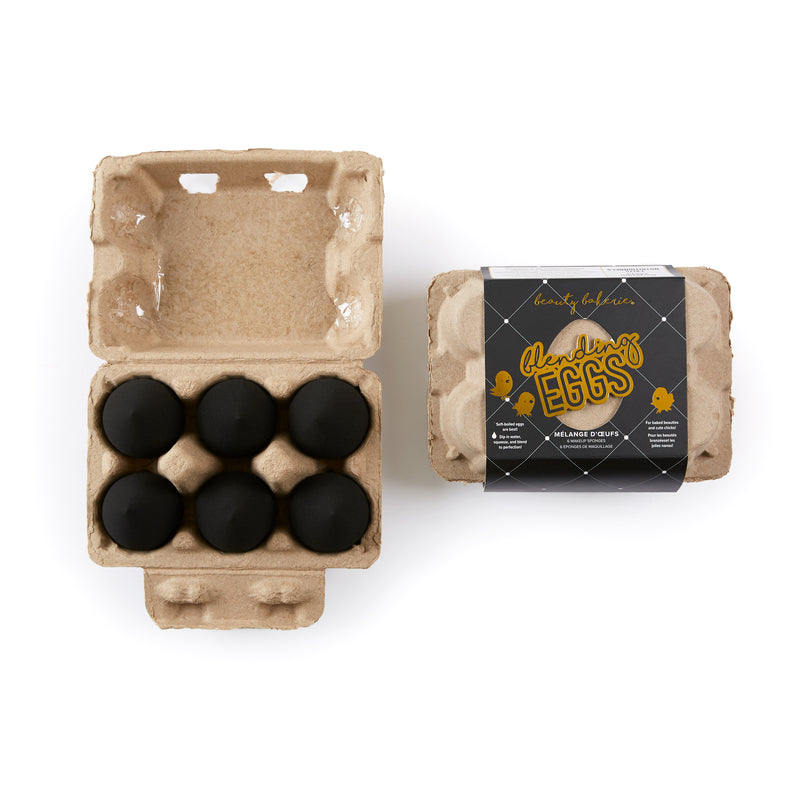 Black Egg-cellence Blending Egg Beauty Sponges