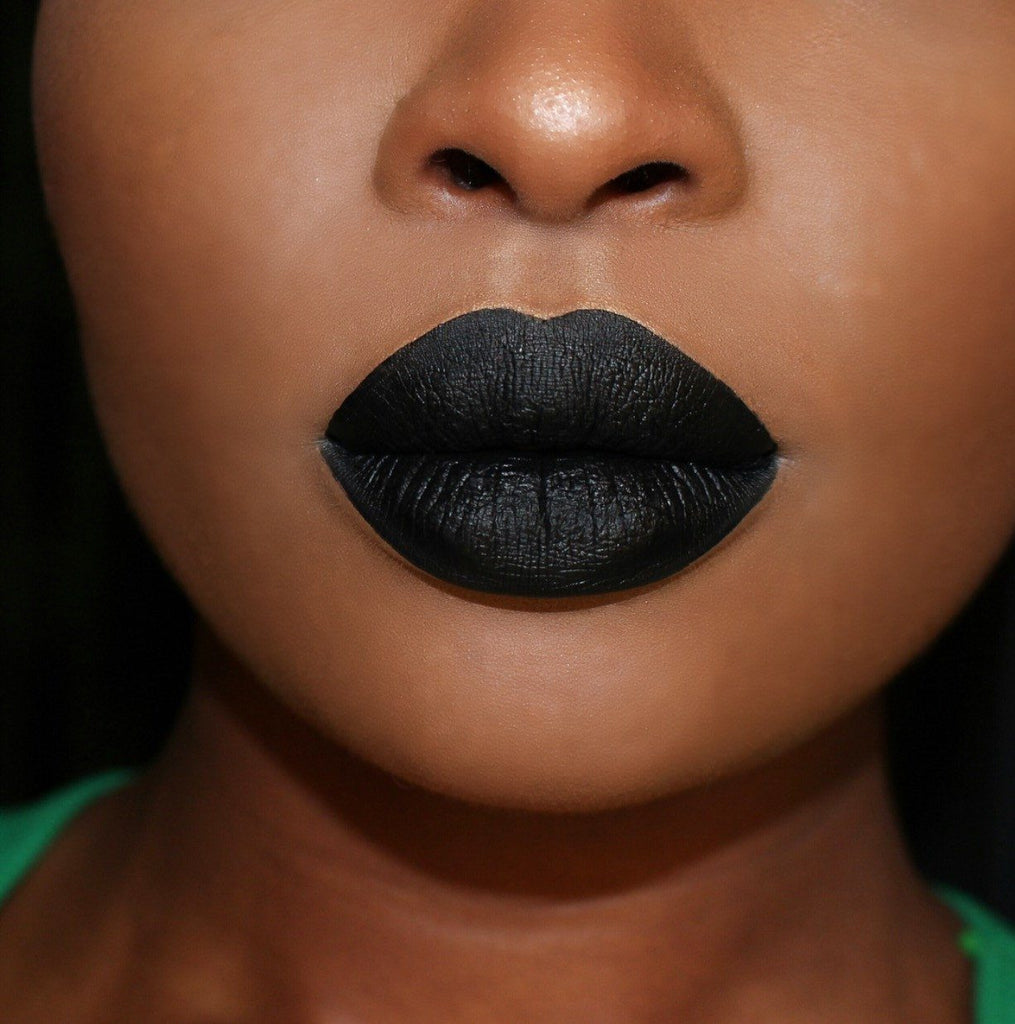 Midnight Truffles Lip Whip Liquid Matte Lipstick - Beauty Bakerie Cosmetics Brand - 3