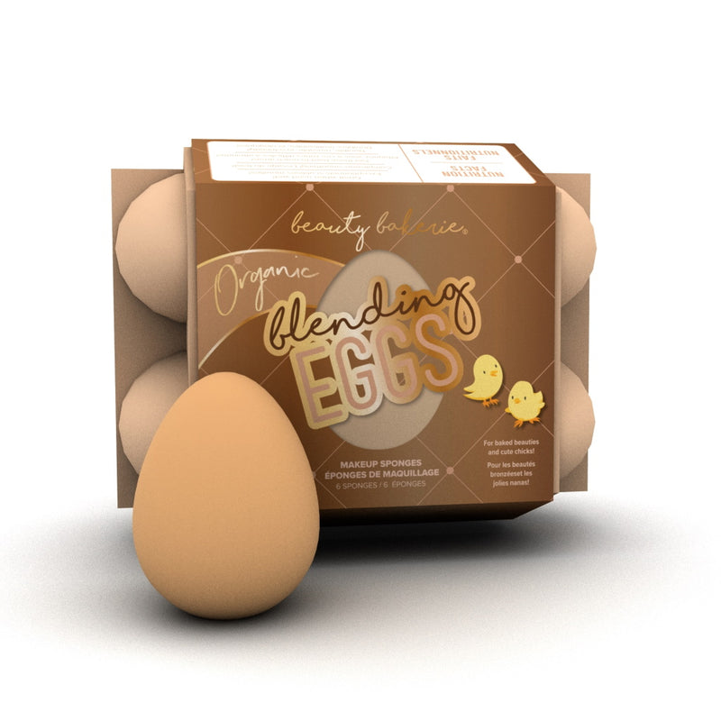 Organic Eggs Beauty Sponges