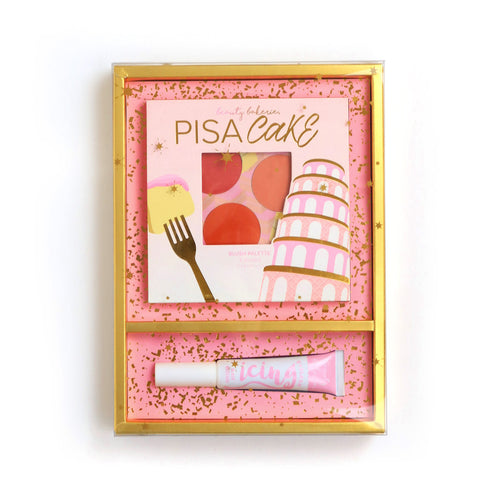 Pisa Cake Blush Set
