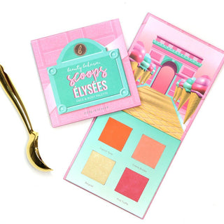Add a Scoops Élysées Blush Palette to your order