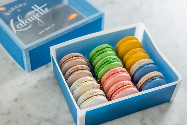 Macarons - Box of 12