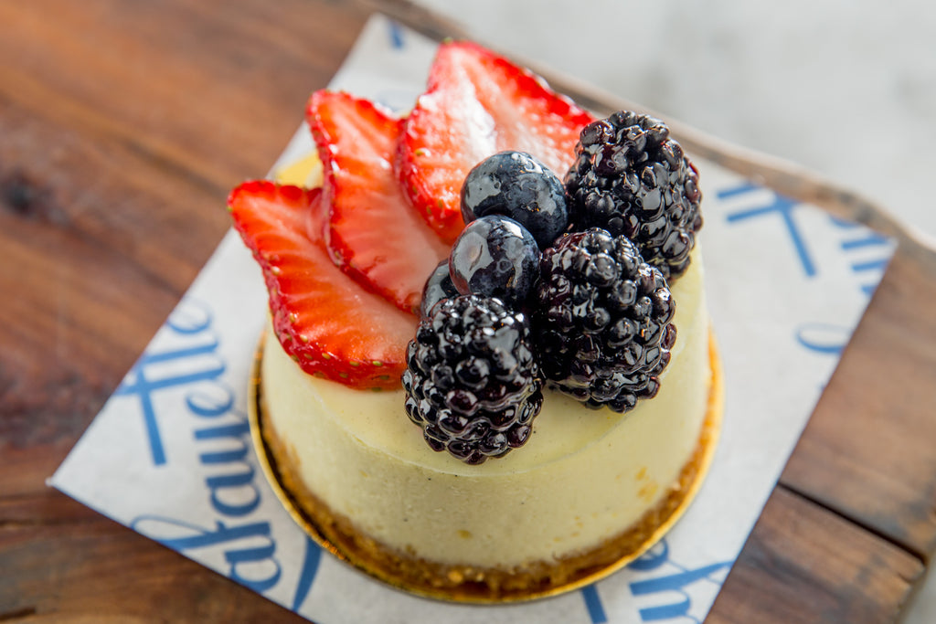 Fromage Blanc Cheesecake