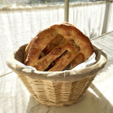 Bacon & Rosemary Fougasse