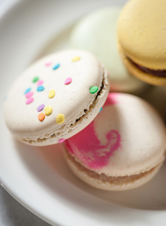 Macarons - Box of 3