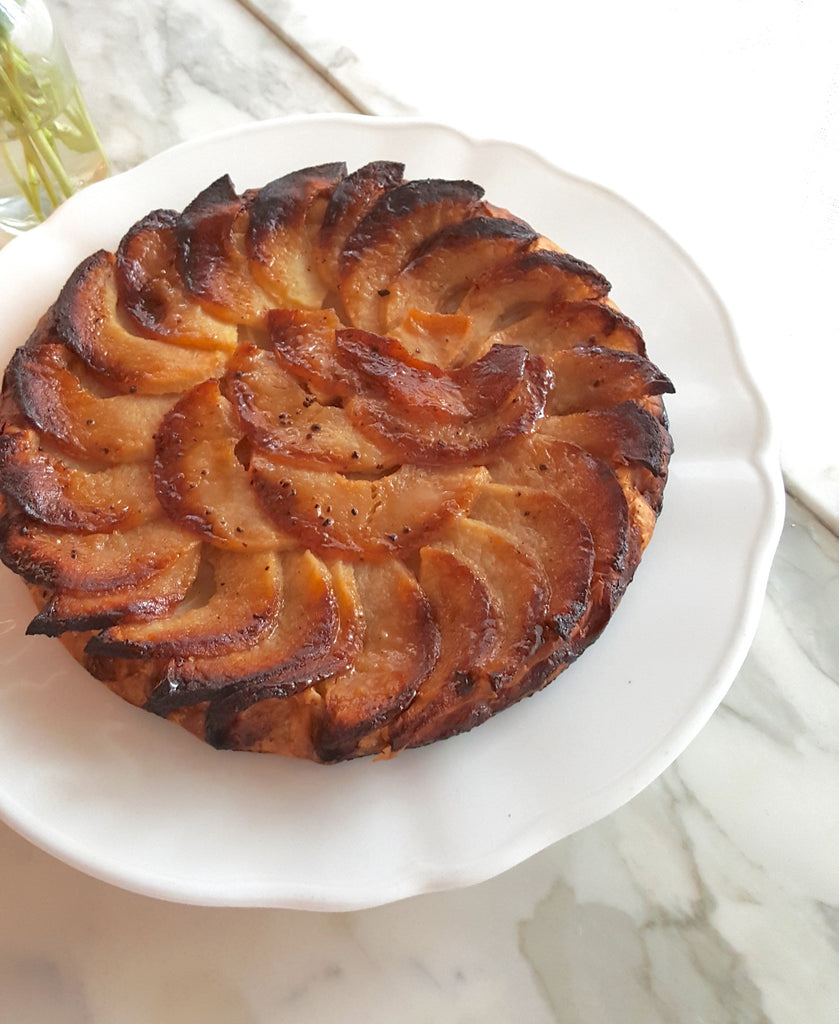 Apple Tart Fine