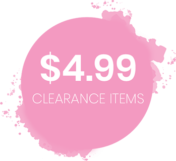 4.99 Clearance Sale!