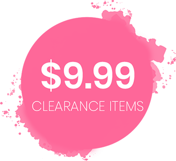 9.99 Clearance Sale!