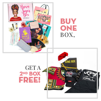 Buy 1 Get 1 Free Stocking Stuffer Boxes!