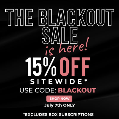 Issa 1-Day Blackout Sale!