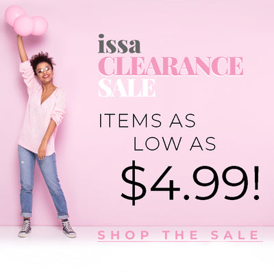 Issa Clearance Sale!