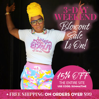 Issa 3-Day Weekend Blowout Sale!