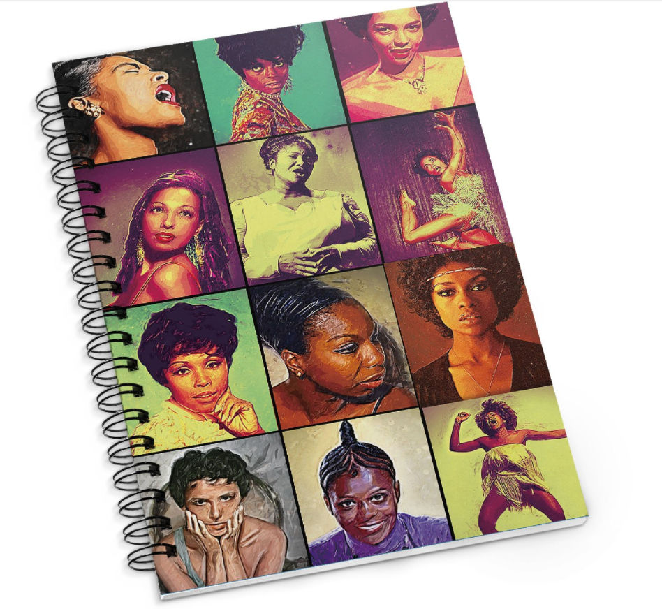 Editors' Picks: Phenomenal Black Women Notebook