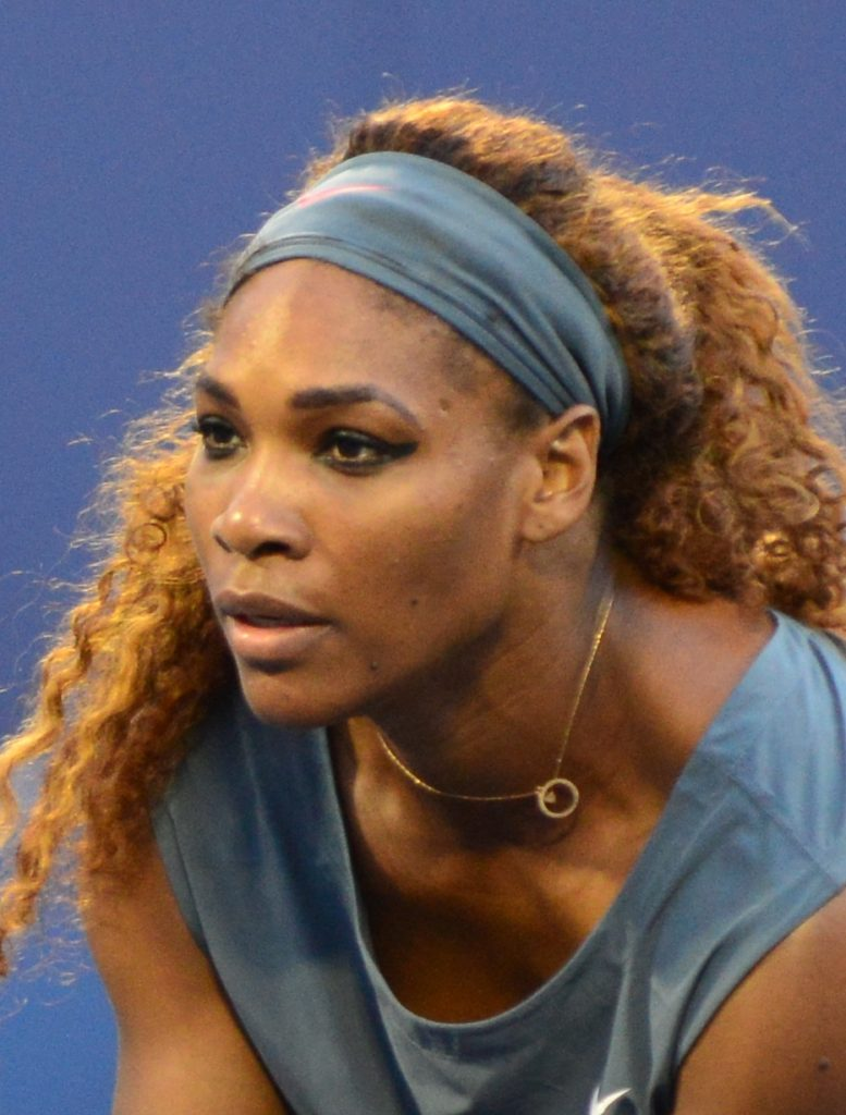 Women Making History Today: Serena Williams