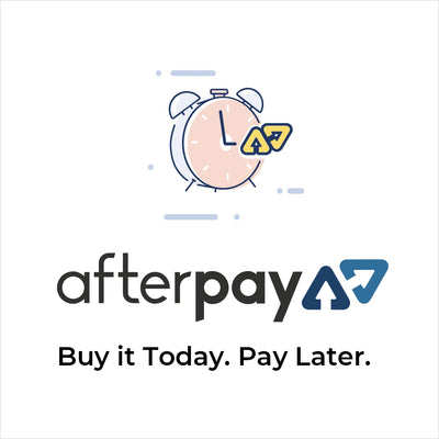 Get It Now, Pay Later With AfterPay!