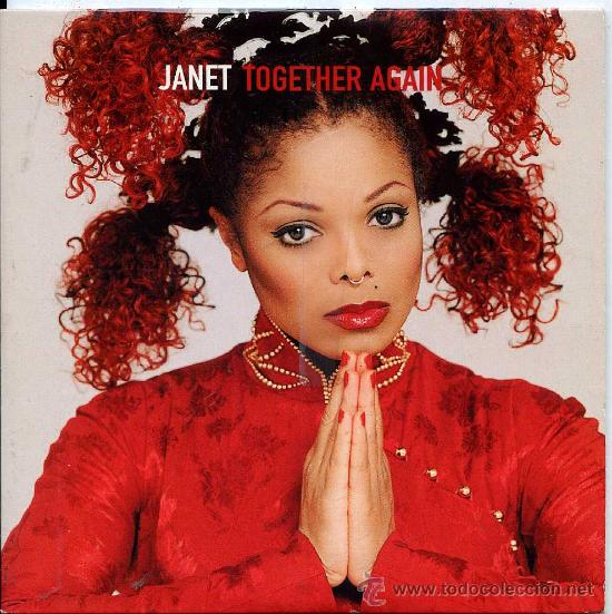 Uplifting Songs: Together Again by Janet Jackson