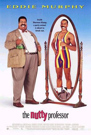 20 Years in Film: The Nutty Professor