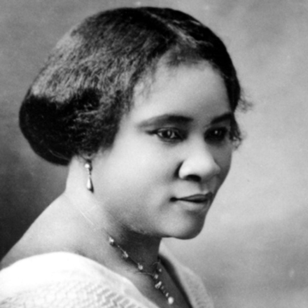 Black Women CEO's: Madam C.J. Walker