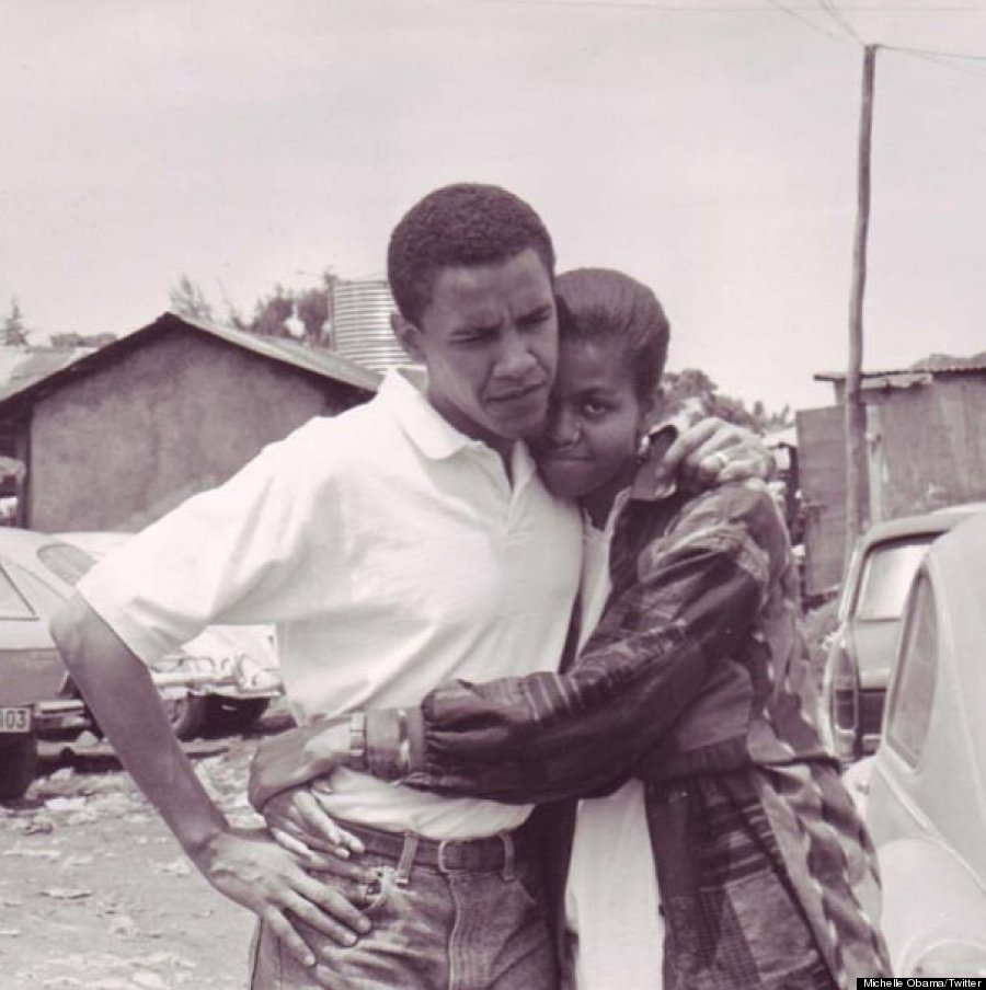 Weekly Wrap-Up: Young Obamas