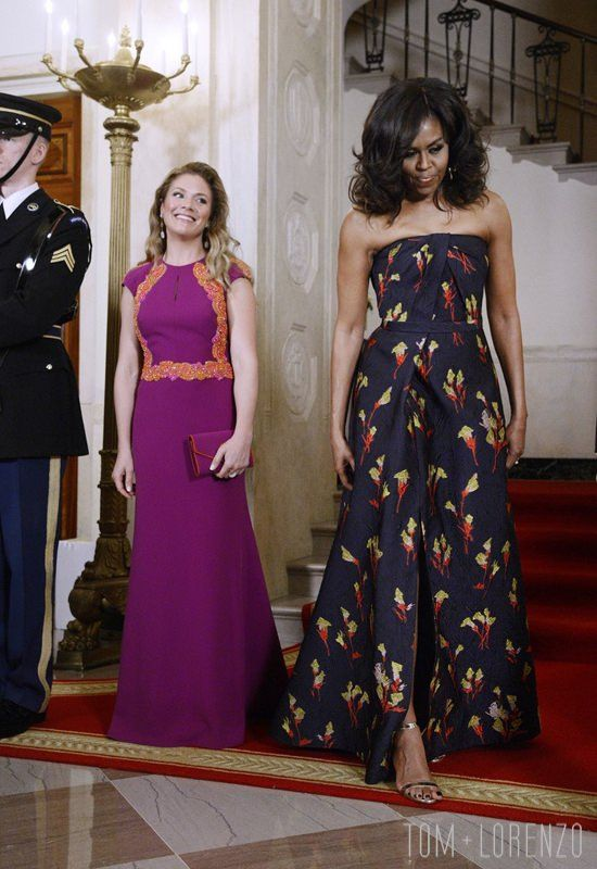 Michelle Obama Fashion: Sophisticated