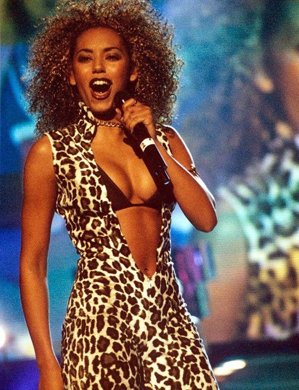 Classic Halloween Costume: Scary Spice