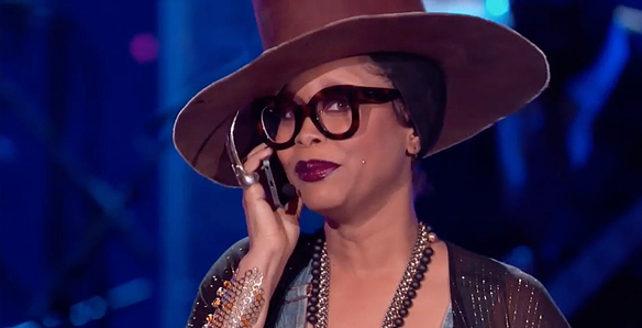 Erykah Badu Soul Train Awards