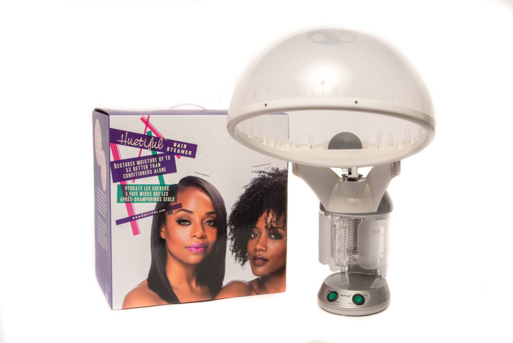 Holiday Gift Guide for Naturalistas: Hair Steamer