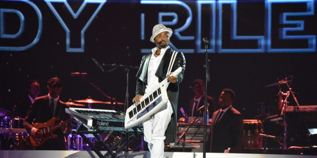 Teddy Riley Soul Train Awards