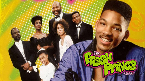 Classic Shows from the 90's: The Fresh Prince of Bel-Air