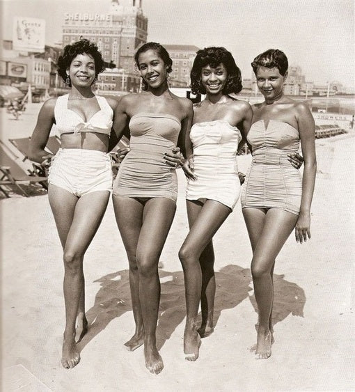 50s-day-at-the-beach