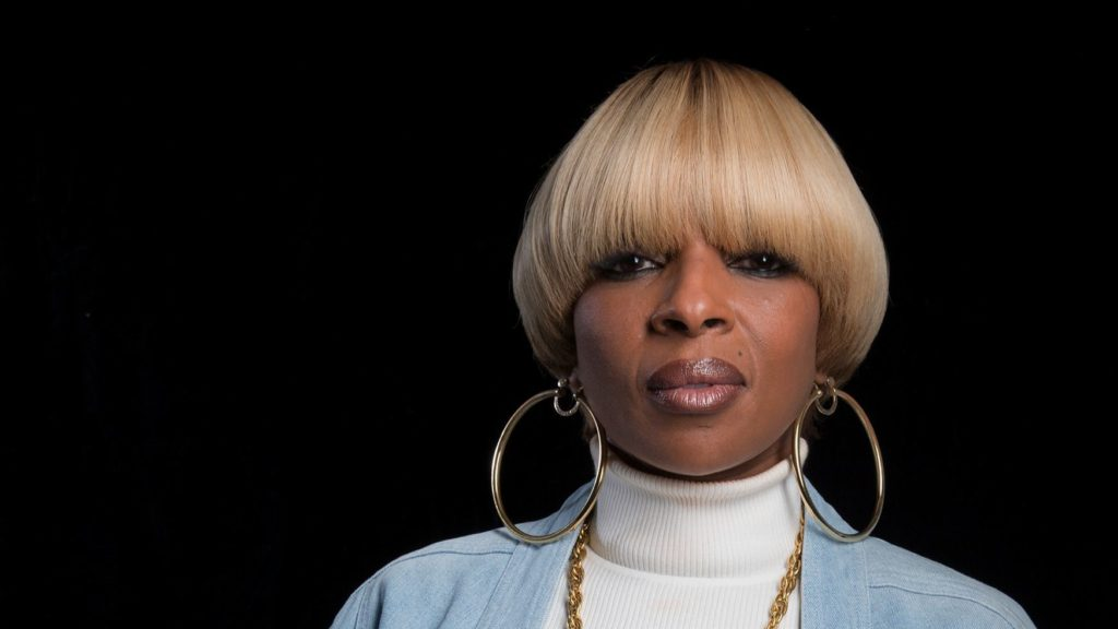 Self-Care Playlist: Mary J. Blige