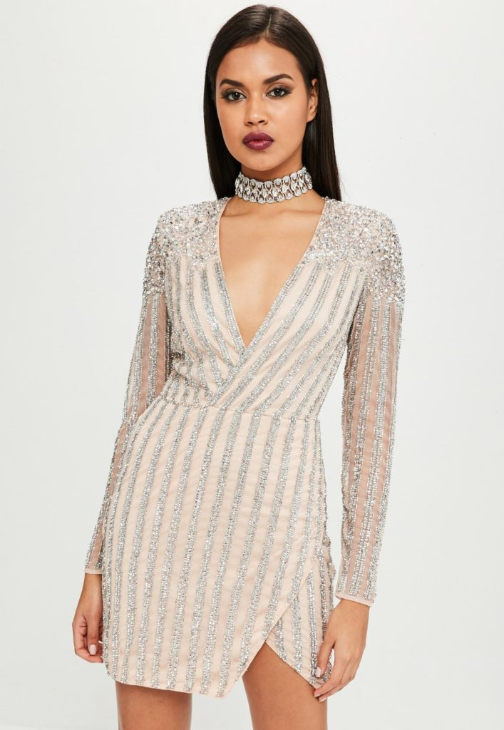 Holiday Lookbook: Embellished Dresses