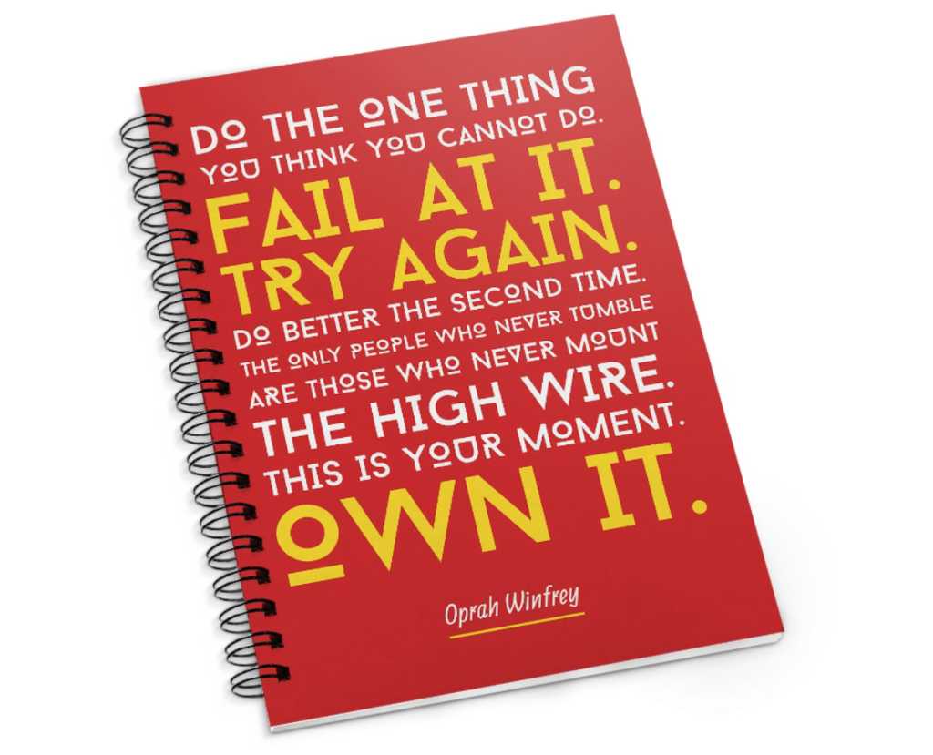 Own It Notebook