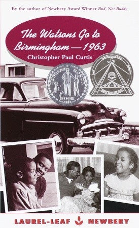 Black History Books: The Watsons Go to Birmingham
