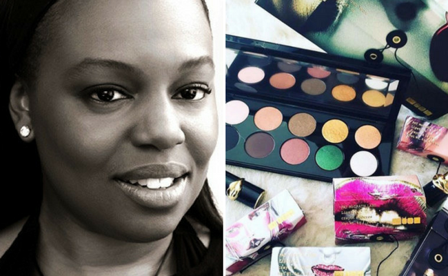Black Owned Beauty Brand: Pat McGrath
