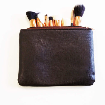 15-Piece Makeup Brush Set
