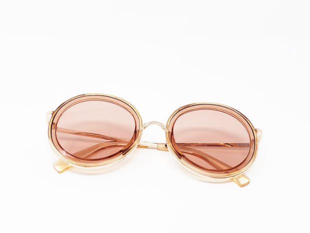 Alicia Oval Sunglasses - Izzy & Liv - sunglasses