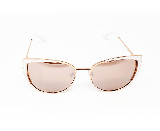 Adina Mirrored Sunglasses - Izzy & Liv - sunglasses
