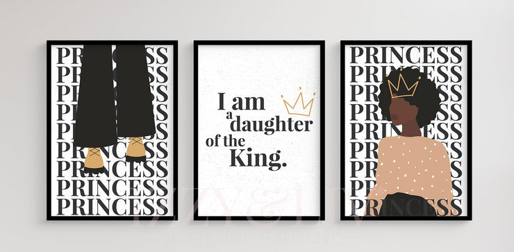 I Am Daughter Printable Art