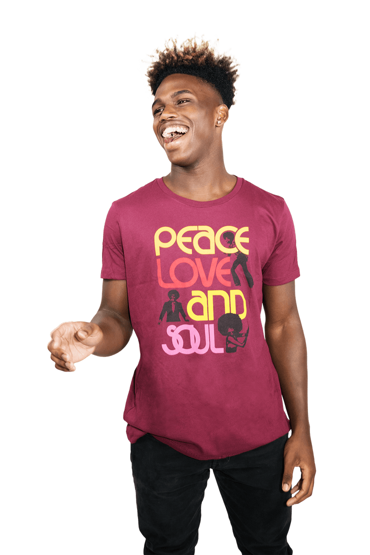 Peace, Love & Soul T-Shirt - Izzy & Liv -