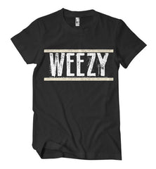 George & Weezy Couples T-Shirt - Izzy & Liv - crew neck