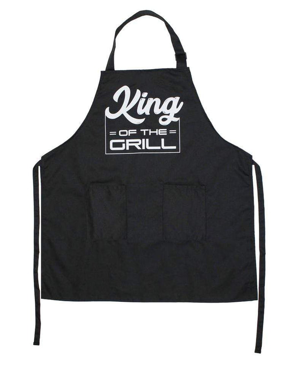 King of the Grill Apron - Izzy & Liv - Accessories