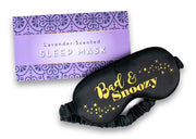 Bad & Snoozy Aromatherapy Sleep Mask