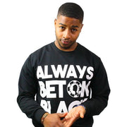 Bet on Black Lightweight Sweatshirt