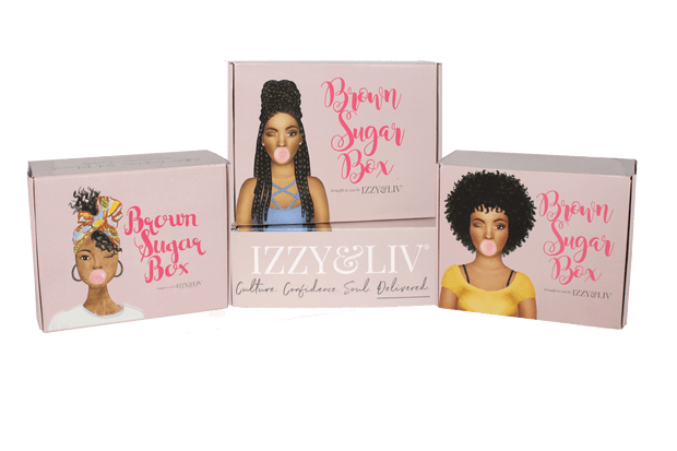 3-Month Gift Subscription - Brown Sugar Box - Izzy & Liv - subscription