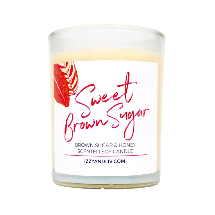 Sweet Brown Sugar Soy Candle