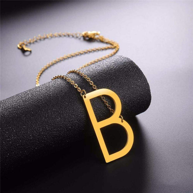 Letter Name Jewelry